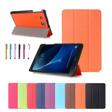 For Samsung Galaxy Tab A E S2 S3 Tablet SM-T580N/T280/T820 Leather Case Cover