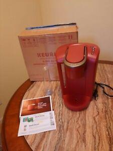 Keurig K-Select Coffee Maker Red