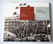 LUCKY THOMPSON - MODERN JAZZ GROUP - DIGIPACK  CD