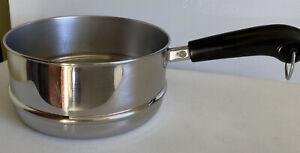 Revere Ware Steamer Insert for 2 Qt & 3 Qt Sauce Pan Strainer Stainless Steel