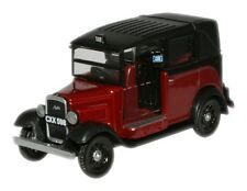 Oxford 76AT004 Austin Taxi Burgundy 1/76 Scale = 00 Gauge New in Case - T48 Post