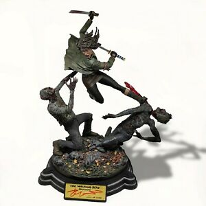 McFarlane Michonne The Walking Dead Resin Statue Collector #1372