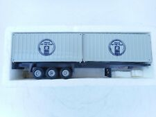 TEKNO ONLY TRAILER SCANIA  TRAILER  1989  1:50  N MINT CONDITION NMint