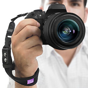 Camera Wrist Strap - Rapid Fire Heavy Duty Safety Wrist Strap by Altura Photo
