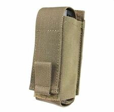 CONDOR MOLLE/Belt Mount OC Flashlight /Pepper Spray/ Tourniquet Pouch ma78 TAN