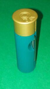 12 gauge SHOT SHELL KNIFE Sportsmans Utility Pocket Hunting Vest Knife NEW Green