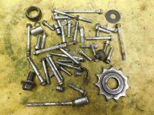 2002 Suzuki RM125 Hardware parts lot case bolts etc. 02 RM 125