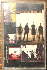 90s Classic HOOTIE & THE BLOWFISH - Cracked Rear View - Cassette Tape
