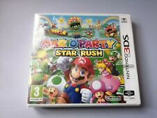 MARIO PARTY STAR RUSH Nintendo 3ds  BRAND NEW FACTORY SEALED