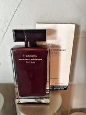 Narciso Rodriguez 'For Her L'Absolu' Eau de Parfum 3.3 oz new un-used spray