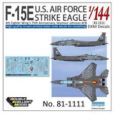 DXM decal 1/144 McDonnell Douglas F-15E Strike Eagle 4FW's 75th Anniversary