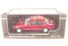 Mercedes-Benz S500 (W220) dunkelrot metallic (2000)