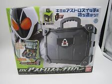 Masked Kamen Rider Fourze Foze DX Astro Switch Kaban Box Case Bandai Japan