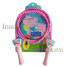 Peppa Pig Jump Skipping Jumping Rope Super Comfortable Lightweight No Tangled