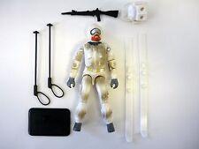 GI JOE SNOW JOB Vintage Action Figure COMPLETE 3 3/4 C9+ v2 1997