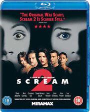 Scream 2 Blu-RAY NEW BLU-RAY (MIRLGB94551)