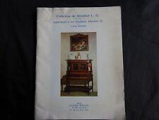 catalogue vente nice-17-18-19 mai 1972