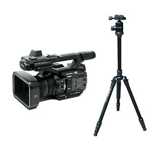 Panasonic AG-UX90 UHD 4K Professional Camcorder + Tripod - UK NEXT DAY DELIVERY