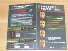 Pink Floyd - THE WALL LIVE !RARE FRENCH PLV / CARDBOARD DISPLAY !!!!