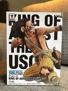 One Piece King Of Artist The Usopp Sogeking Banpresto Figure