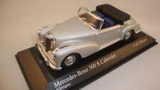 Artículos de automodelismo y aeromodelismo color principal azul Mercedes escala 1:43