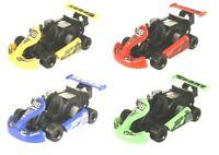 Pull Back Go Kart cars boys birthday party pocket money loot favour bag Filler