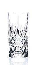 NEW RCR Crystal Melodia Highball 360ml Set of 6
