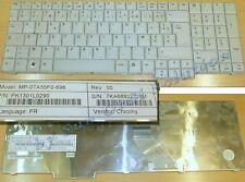 CLAVIER AZERTY FR Chicony Blanc MP-07A56F0-698 PK1301L0290