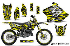 SUZUKI RM 125 250 Graphics Kit 2001-2009 CREATORX DECALS BTYBNPR