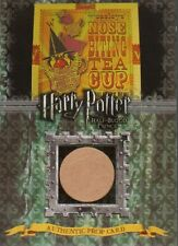 Harry Potter Half-Blood Prince Prop/Relic Nose-Biting Tea Cup Boxes P12 186/295