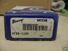 Browning Valuline Vf2S-112M Flange Bearing New >