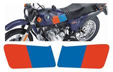 Adesivi BMW R80 GS 1985 arancione  - adesivi/adhesives/stickers/decal