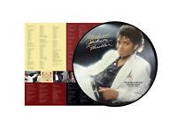 """Michael Jackson : Thriller VINYL 12"""" Album Picture Disc (2018) ***NEW***"""