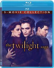 The Twilight Saga: 5-Movie Collection [New Blu-ray] Boxed Set, Digital
