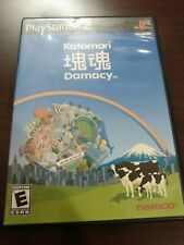 Katamari Damacy  (Sony Playstation 2 ps2) Complete Tested Works