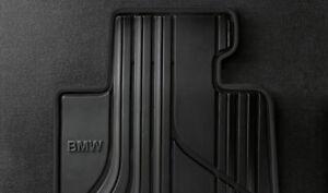 Original BMW 1er Allweather Floor Mats Rubber Mats F40 Front New 51472469122