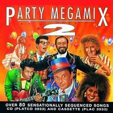 Party Megamix 2 Village People, Marilyn Monroe, Buddy Holly, Frank Sinatr.. [CD]