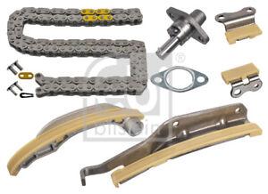 Timing Chain Kit fits MITSUBISHI PAJERO/SHOGUN Mk4 3.2D 08 to 09 ME191029 Febi