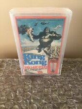 Vintage 1976 Mego Corp King Kong The Last Stand Model Kit Afa 80 Nm Graded Wow