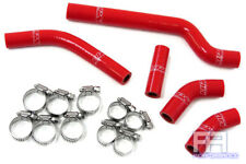 HPS Silicone Radiator Hose Kit for WR250F 07-09 YZ250F 2006 Dirt Bike - Red