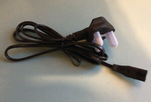 Brand New UK 1.5m Figure 8 Power Cable Lead for Panasonic DVD Blu Ray Players