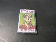 Elton John - Big Picture (1997) Musicassetta MC usata ok