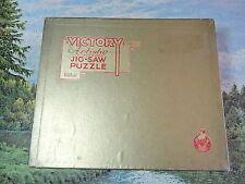 Large Vintage victoire contreplaqué Jigsaw Puzzle - 1000 Pièces-Whispering Pines