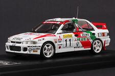 Lancer Evo II 1995 Monte Carlo Rally **Tommi Makinen** -- HPI #8545 1/43