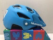 Bluegrass Golden Eyes MTB Helmet - Blue (L 59-62) With Camera Mount