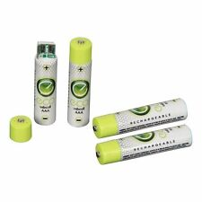 4 pcs AAA 1.5V Lithium Rechargeable Battery BTY Cell