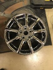 "17"" Lacrosse Allure Grand Prix Impala Monte Carlo Chrome Wheel 5267. 9 Spoke"