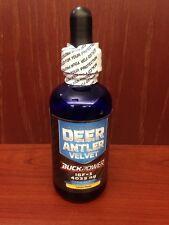 Buck Power Red Deer Antler Velvet IGF-1 4033ng 1.5oz (44.35ml)