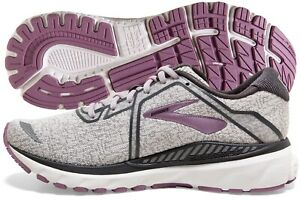 Brooks Adrenaline GTS 20 Women's Shoe Grey/White/Valerian many sizes, New In Box