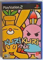 KURU KURI MIX PS2 PLAYSTATION 2 GAME brand new UK ORIGINAL !